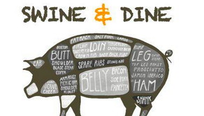 Swine and Dine event