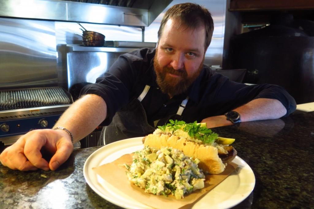 Chef Andrew Cowan