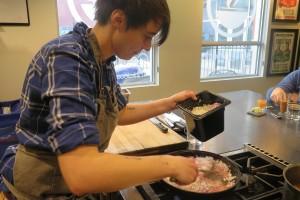 Chef Doreen Prei