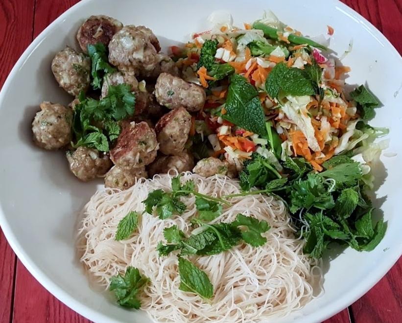 Vietnamese Meatball