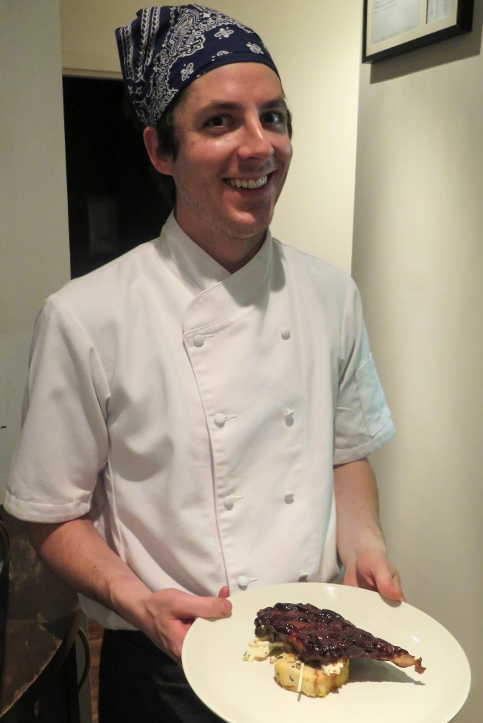 Chef Sean O'Connor